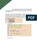 FontPad Main Dialog Box