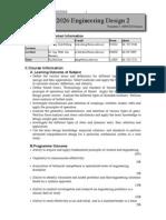 Engineering Design Info MMLS-2010