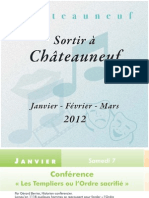 Sortir a Chateauneuf
