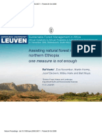 2008_Sustainable Forest Management in Africa