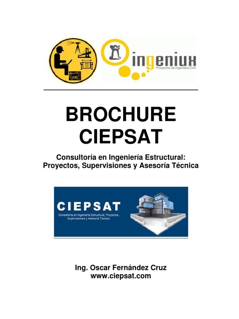 Currículum Ing. Oscar Fernández Cruz