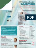 1st SEA Symposium Flyer - Final