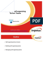 Managing Self-Organizing Scrum Teams- Impetus Webinar