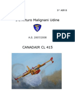 Canadair Cl415 Italy