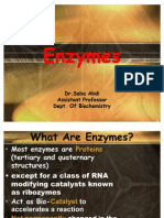Enzyme Properties Ppt