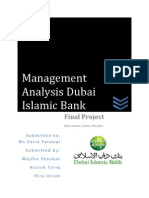 Final Report Management