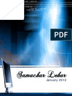 Samachar Lehar Jan 2012 Issue