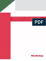 Micro Strategy 9 White Paper