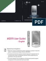 LG KE-970