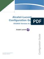 Alcatel Omnivista 3600 Configuration