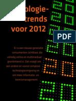 Klant Contact Technologie Trends 2012 SFCM Philips