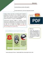 Formación del Estado y la Nacion en Chile.