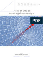 Effects of EMC on Smart Appliance Designs