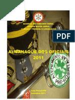 Almanaque Dos Oficiais 2011