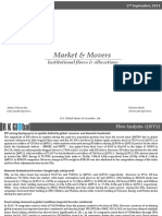 Market & Movers RKG Q1FY12