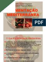 alimentação mediterranica