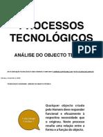 Linguagem e Instrumentos Técnicos ( 8º e 9º )