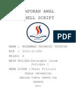 Shell Script (Ozi)