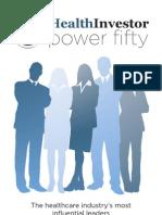 Power Fifty 09 Brochure Web