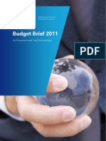 KPMG Budget Brief