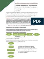 Fundamentos de logica de programação I - Segundo Rogerio de Moraes