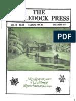 Puddledock Press December 2011