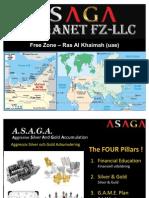 ASAGANET ( RAK-UAE) COMPENSATION PLAN-JAN2012 (  English-Swedish)
