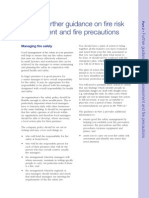 151174 Fire Risk Assessment