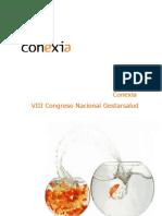 Conexia en el VIII Congreso Nacional Gestarsalud de Colombia