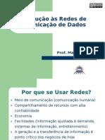 Redes I - 1-Introducao Redes de Comunicacao de Dados
