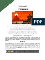 Letter of Jeremiah -- Foolishness of Idol Worship