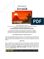 Letter of Jeremiah -- Foolishness of Idol Worship