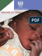 UN Uganda Newsletter December 2011