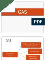 Properties of Gas