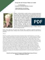 Eileen Poeter Sep-06 Refer en CIA