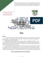 The Sierra Nine Conflict