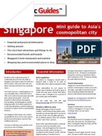 The Complete Singapore Travel Guide