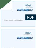 SAP Intro -Infosys