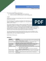 system testing methodology