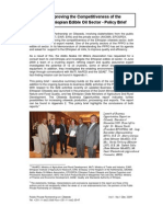 Policy Brief - Improving the Competitiveness of the Ethiopian Edible Oil Sector
