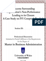 Dissertation IVY Comptech