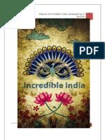 Incredible India .. Final