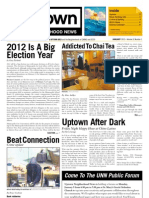 January 2012 Uptown Neighborhood News