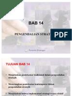BAB 14 ian Strategic