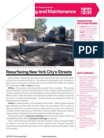 DOT Street Assessments - How DOT Rates Streets