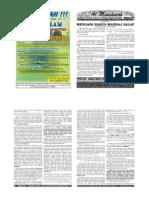 Edisi-210 Mengapa Harus Manhaj Salaf?