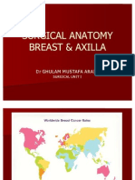Surgical Anatomy Breast&Axilla