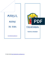 Lapbook Theotokos