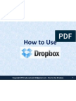 Julieta Salvador How to Use Dropbox