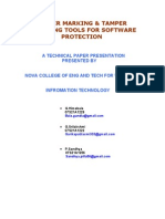24 Water Marking & Tamper Proofing Tools for Software Protection